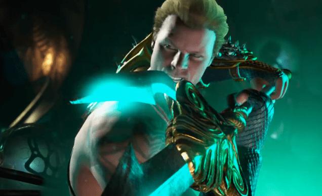 Injustice 2 Aquaman to reshulon