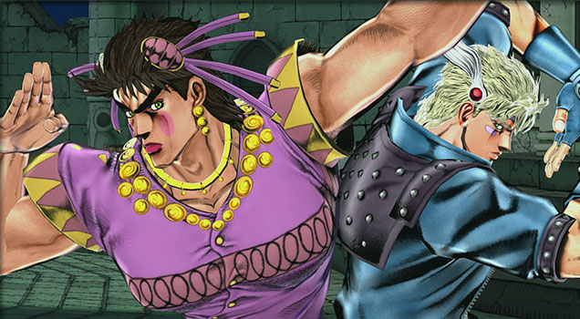 jojos bizarre adventure eyes of heaven 3