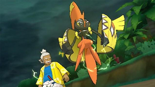 Pokémon Sol y Luna Tapu koko
