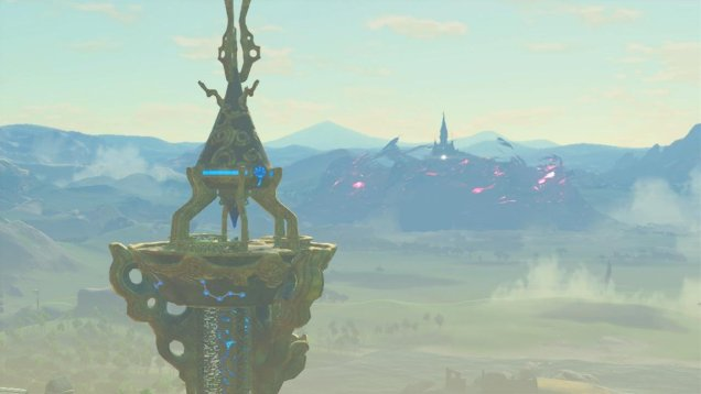 The Legend of Zelda Breath of the Wild gameplay 06