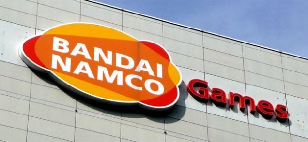 Bandai Namco logo foto