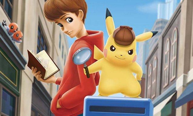 detective pikachu pelicula