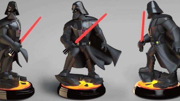Darth Vader Premium