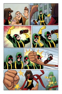 FanFiction Ms Marvel 6