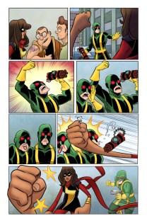 FanFiction Ms Marvel 6