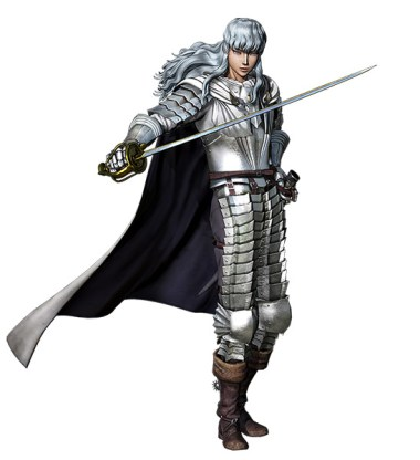 Griffith Berserk Warriors 10