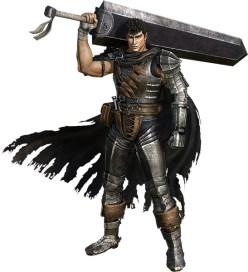 Guts Berserk Warriors 11