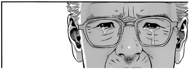 Inuyashiki - llorar