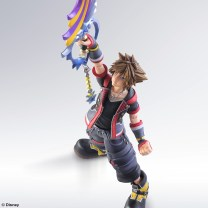 kingdom hearts iii sora play arts kai 4