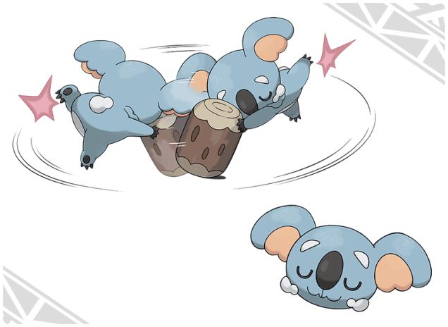 Komala Pokemon 2