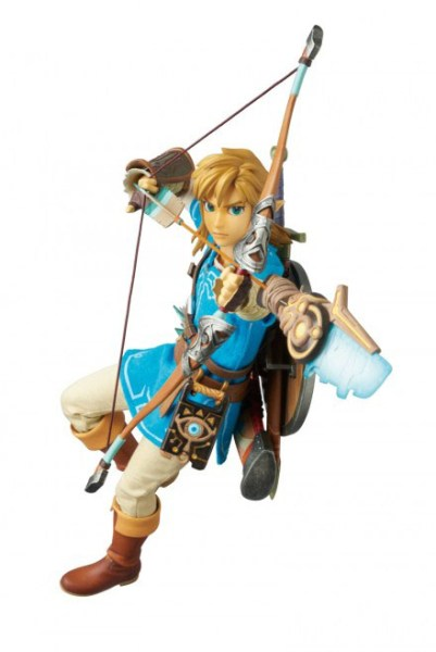 Link figura Breath of the Wild - Medicom - 01