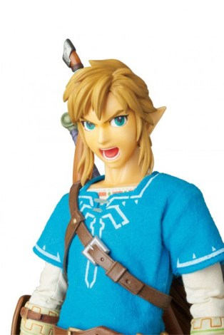 Link figura Breath of the Wild - Medicom - 07