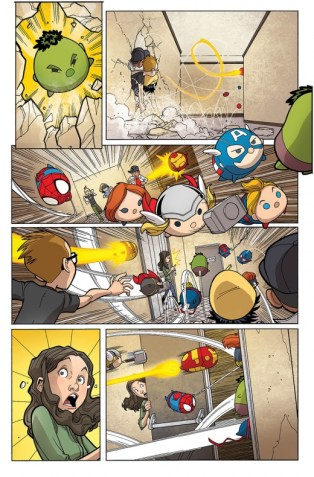 marvel tsum tsum comic 7