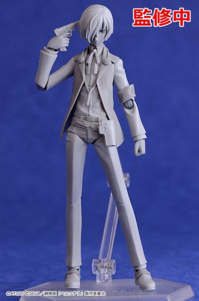 Protagonista Persona 3 figma