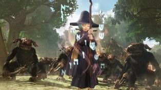Schierke magia - Berserk Warriors