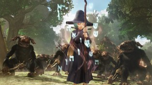 Schierke magia - Berserk Warriors