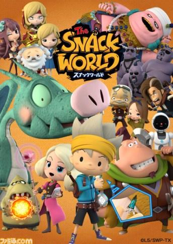 SNACK WORLD