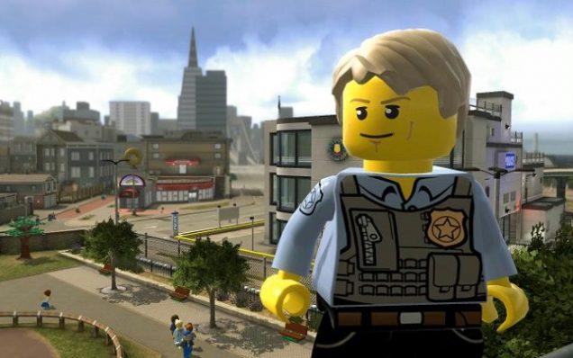 Deculture Lego City Undercover