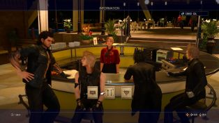 Final Fantasy XV chocobo equipo ataques 20