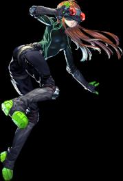 Futaba Sakura Persona 5