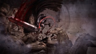 Guts Berserker Berserk Warriors 01