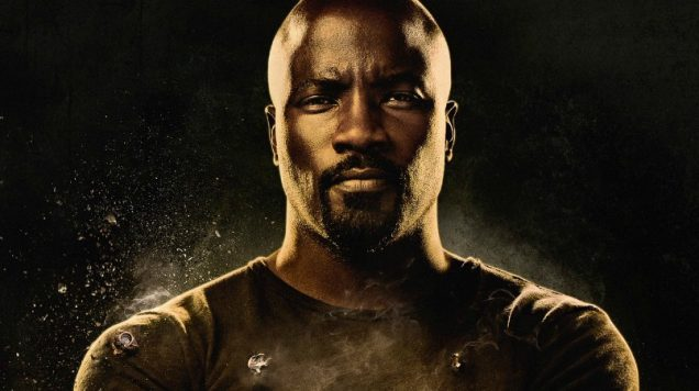Luke Cage Mike Colter Marvel Netflix