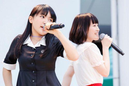 JUNNA & Minori Suzuki (property of Victor Entertainment)