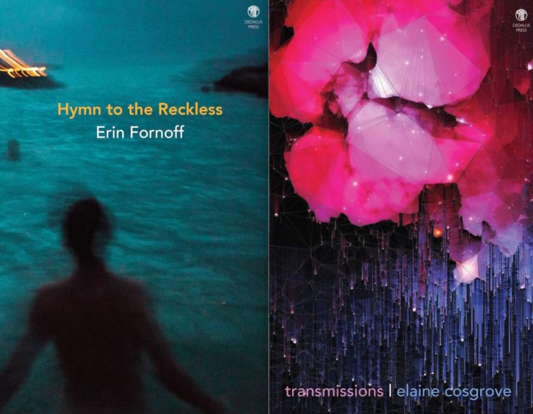 2 covers - Dedalus Press, poetry from ireland and the world