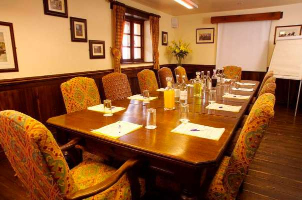 Deddington Arms Hotel Meeting Room