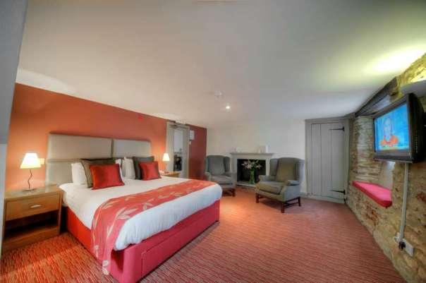Deddington Premier Double Room Oxfordshire