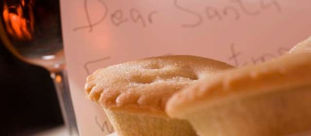 Mince Pie in Oxfordshire hotels