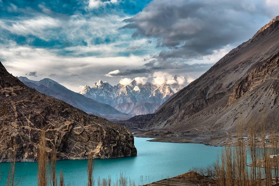 Attabad Lake Hunza Gilgit Baltistan