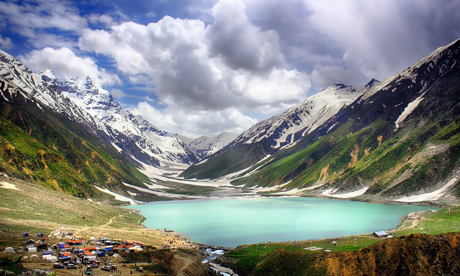 Lake saif ul malook Naran Valley