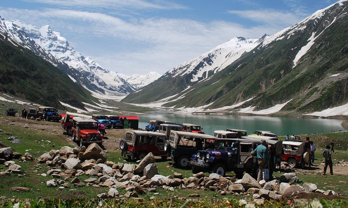 Lake Saif-ul-Muluk Naran Valley