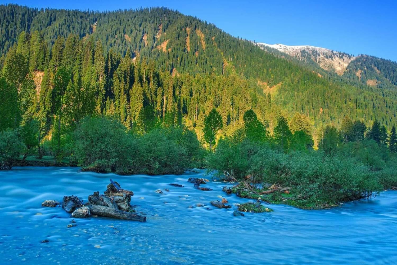 River Keran Neelum valley