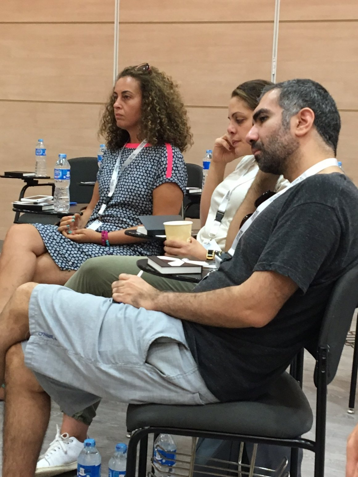 The Regional Conference for Arab Independent Cinema (RCAIC),