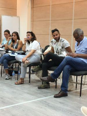 مشاركة المعهد الدنماركي المصري للحوار بالمؤتمر الإقليمي للسينما المستقلة