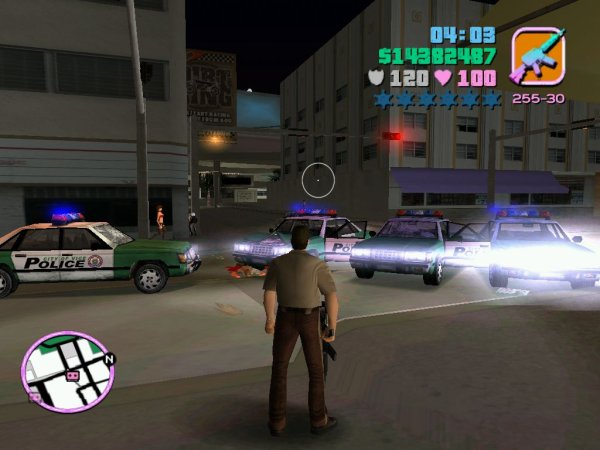 GTA Vice City   Windows 7   Mouse does not work Playing 1