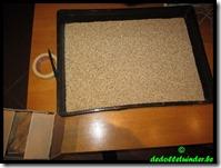 Vermiculiet voor knoflook