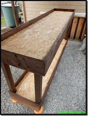 Eb en vloed tafel