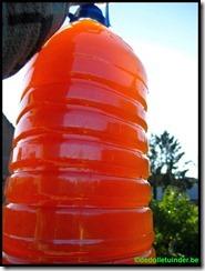 Resultaat - Wilgenwater in fles