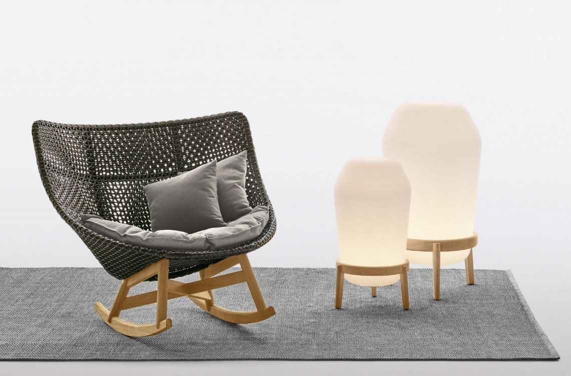 Loon Has Been Designed To Complement The Entire Dedon Range A Winner Of The Prestigious Iconic Awards  Loon Casts A Warm Ambient Light Thats
