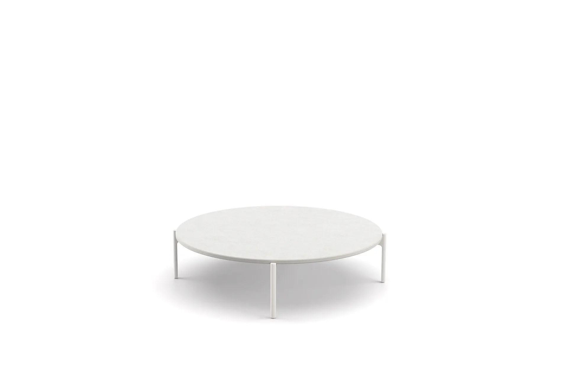 dedon izon coffee table
