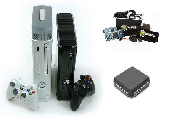 Modifica Xbox 360 Con Flash Bios E X360Key Dashboard 17511