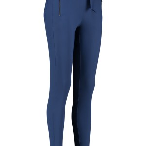 Margot Trouser - Studio Anneloes - Classic Blue
