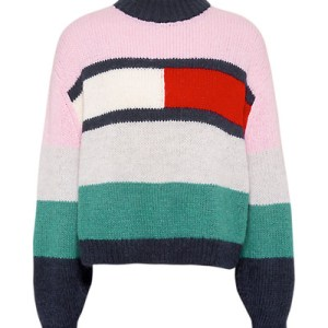 Trui Bell Sleeve - Tommy Hilfiger - Pink