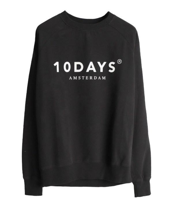 10DAYS - Sweater - Zwart