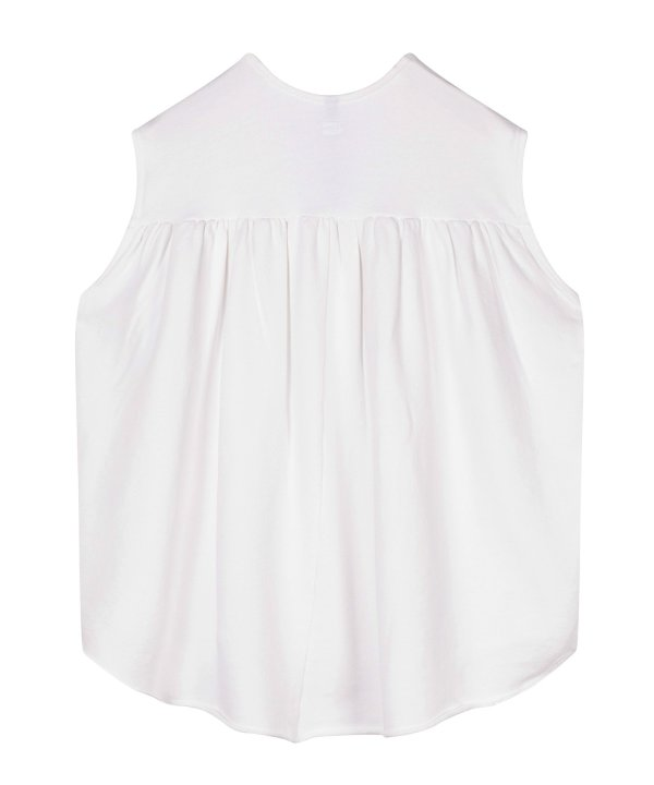 Top Broderie – 10DAYS – White 10Days Top