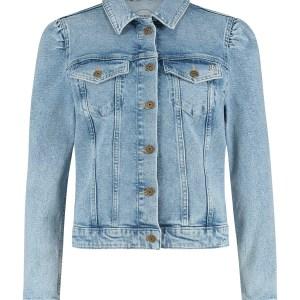 Sissy Organic Jeans Jacket - Studio Anneloes - Blauw