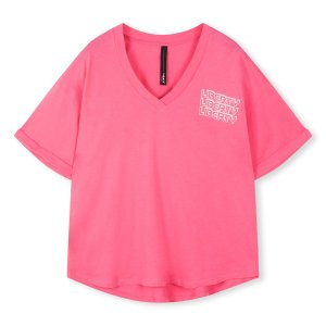 Tee Liberty - 10DAYS - Candy Pink